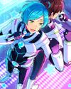 (Cherished Back) Kanata Shinkai Frameless Bloomed