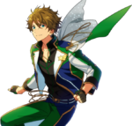 (Green Shooting Star) Midori Takamine Full Render