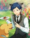 (Watchdog Husky) Yuzuru Fushimi Frameless Bloomed