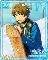 (Snow Field Snowboarder) Midori Takamine