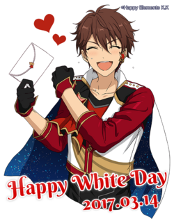 Happy White Day Chiaki 2017