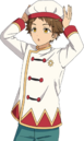 (Dwarf of Cooking) Mitsuru Tenma Full Render