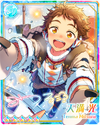 (Snowman) Mitsuru Tenma Rainbow Road Bloomed