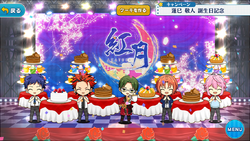 Keito Hasumi Birthday 2018 1k Stage