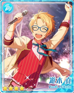 (Dancing Sakura Petals) Makoto Yuuki Bloomed