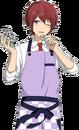 (Sweets Beginner) Tsukasa Suou Full Render Bloomed
