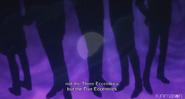 Funimation Five Eccentrics