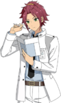 (Busy Researcher) Mao Isara Full Render