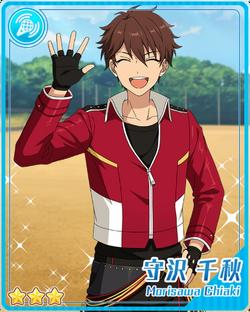 (Senpai Hero) Chiaki Morisawa Bloomed