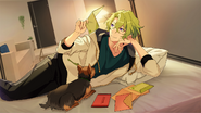 (Smile's Radiance) Hiyori Tomoe CG