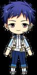 Yuzuru Fushimi 2nd DDD chibi