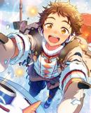(Snowman) Mitsuru Tenma Frameless Bloomed