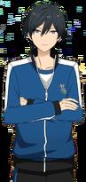 Hokuto Hidaka PE Winter Dialogue Render