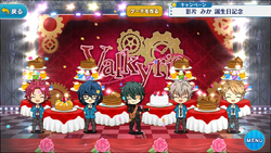 Mika Kagehira Birthday 2018 1k Stage