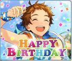 Mitsuru Tenma Birthday Course