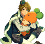 (King of Vegetables) Midori Takamine Full Render Bloomed