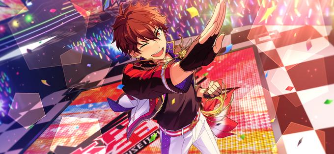 (Leader of Justice) Chiaki Morisawa CG2