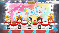 Hajime Shino Birthday 2018 1k Stage