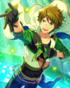 (Believing the Potential) Midori Takamine Frameless Bloomed