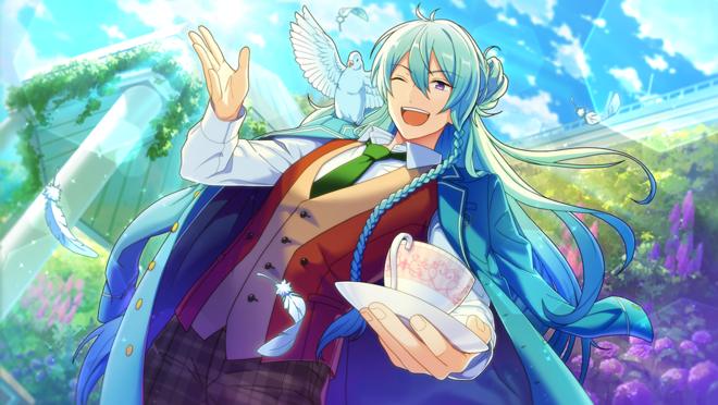 (Founder of the Legend) Wataru Hibiki CG