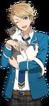 (Owner) Arashi Narukami Full Render Bloomed