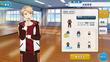 Arashi Narukami Chocolat Fes Practice Outfit