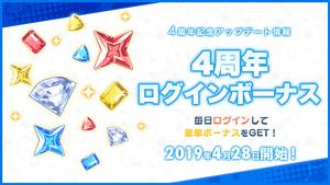 4th Anniversary Campaign 6