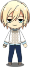 Eichi Tenshouin Casual (Junior Coordination) chibi
