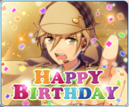 Tomoya Mashiro Birthday Course