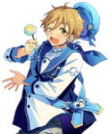 (Appearance of Growth) Tomoya Mashiro Full Render Bloomed