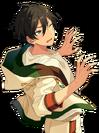 (Blazing Shining Star) Hokuto Hidaka Full Render