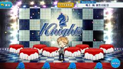 Arashi Narukami Birthday 2018 Stage