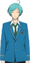 Kanata Shinkai School Dialogue Render