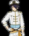 Shinobu Sengoku Navy Dialogue Render