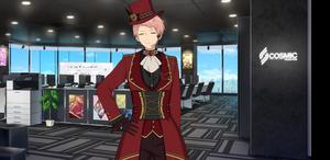 Shu Itsuki ES Valkyrie Uniform Outfit