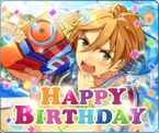 Tomoya Mashiro Birthday Course 2019