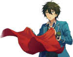 (A Color of the Rainbow) Mika Kagehira Full Render
