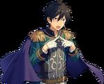 (First Prince) Hokuto Hidaka Full Render Bloomed
