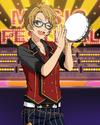 (Happy Tambourine) Makoto Yuuki Frameless Bloomed