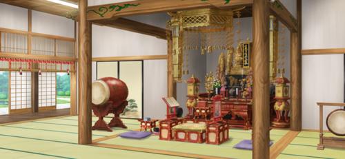 Hasumi Residence (Main Hall) Full