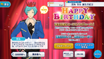 Kanata Shinkai Birthday 2019 Campaign