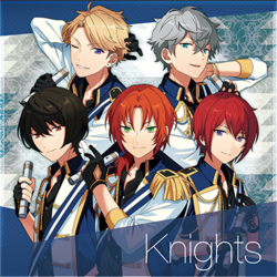 Knights Unit Song CD