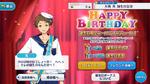 Mitsuru Tenma Birthday 2017 Campaign