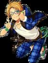 (Youth Capriccio) Makoto Yuuki Full Render Bloomed