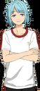 Hajime Shino PE Dialogue Render