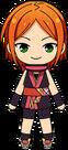 Hinata Aoi Ninja chibi