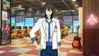 Rei Sakuma ES Idol Uniform Outfit