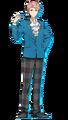 Shu Itsuki Anime Profile
