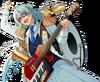 (Unleashed Powers) Wataru Hibiki Full Render