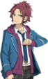 Mao Isara School Dialogue Render